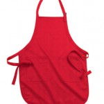apron printing and embroidery